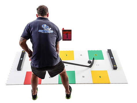 My Puzzle System - Dryland Training Flooring Kit For Stickhandling