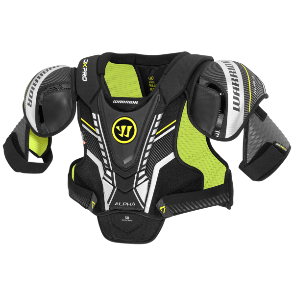 Warrior Alpha DX Pro Schulterschutz Senior