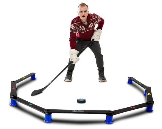My Enemy Pro - Stickhandling Training Aid, Equipment for Puck Control
